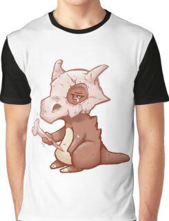 Poor Cubone Graphic T-Shirt