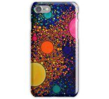 Genesis, abstract art iPhone Case/Skin