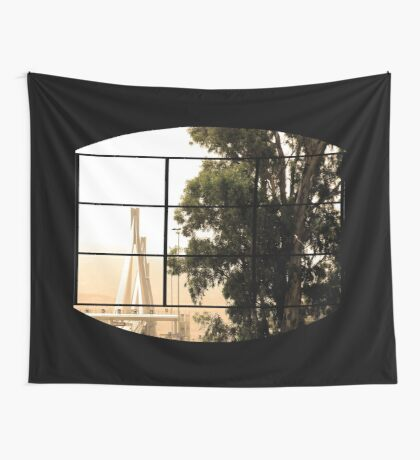 man and nature Wall Tapestry