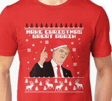 Trump Make Christmas Great Again Unisex T-Shirt