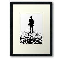 Boardwalk Empire Intro Framed Print