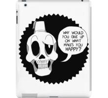 Fez Skull iPad Case/Skin
