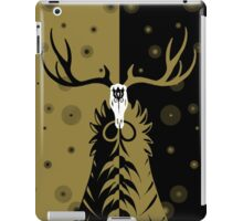 lord of the woods iPad Case/Skin