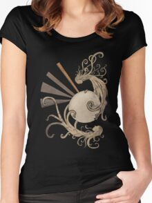 Pearl of the sea Women's Fitted Scoop T-Shirt