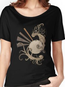 Pearl of the sea Women's Relaxed Fit T-Shirt
