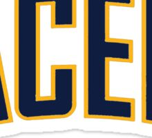 Indiana Pacers Logo #2 Sticker