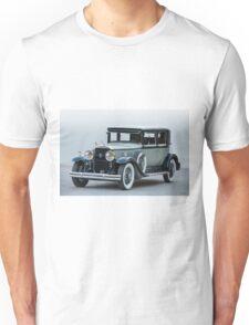 1929 Cadillac 341B Town Sedan Unisex T-Shirt
