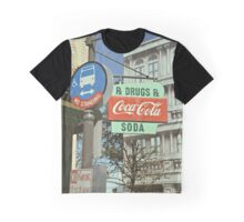 RxDrugs & Coca Cola Graphic T-Shirt
