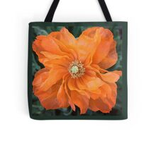 Dancing Poppy Tote Bag