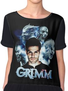 The Grimm Chiffon Top