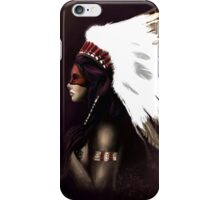 Native American  iPhone Case/Skin