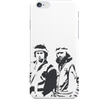 McEnroe / Borg iPhone Case/Skin