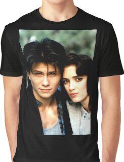JD & Veronica Graphic T-Shirt
