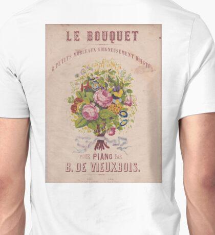 Le Bouquet Unisex T-Shirt