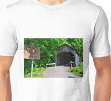 Teegarden Cenntenial Covered Brdige Unisex T-Shirt