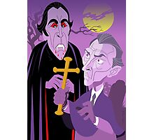 Hammer Horror Photographic Print