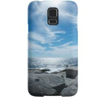 Over The Cliff Samsung Galaxy Case/Skin