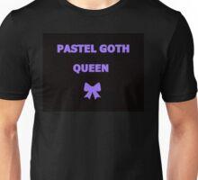Pastel Goth Queen 1 Unisex T-Shirt