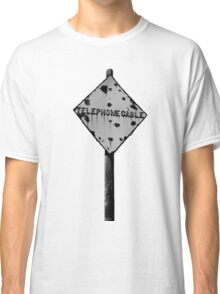 Sign Black Classic T-Shirt
