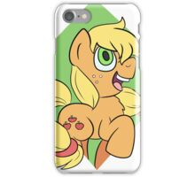 My Little Pony Applejack iPhone Case/Skin