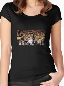 Irving over Curry clincher Women's Fitted Scoop T-Shirt
