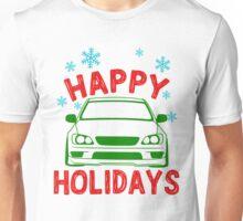 happy holidays - is300 Unisex T-Shirt