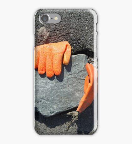 fisherman Glove iPhone Case/Skin