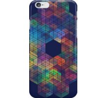 Extra Dimensional Cubes iPhone Case/Skin