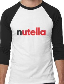 Nutella Men's Baseball ¾ T-Shirt
