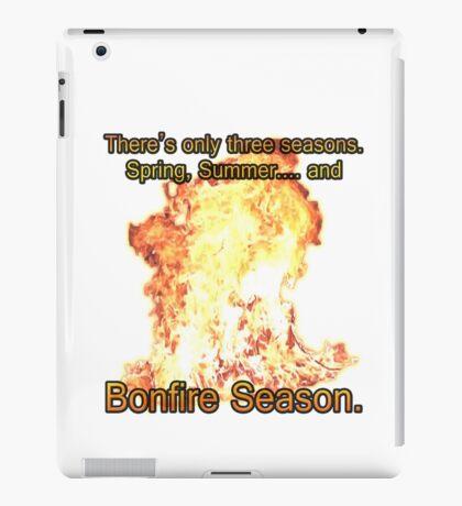 Bonfire Season iPad Case/Skin