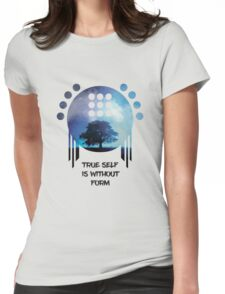Zenyatta - True Self is Without Form Womens Fitted T-Shirt