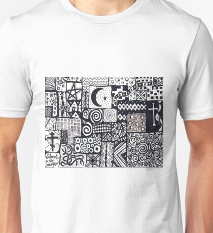 Sarajevo! Unisex T-Shirt
