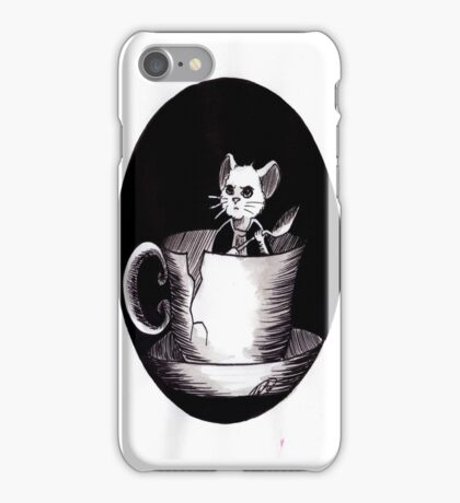 Dormouse iPhone Case/Skin