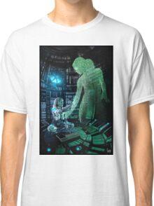 Cyberpunk Painting 073 Classic T-Shirt