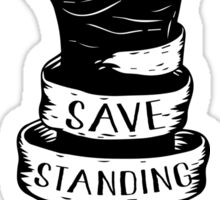 Save Standing Rock, NoDAPL Sticker