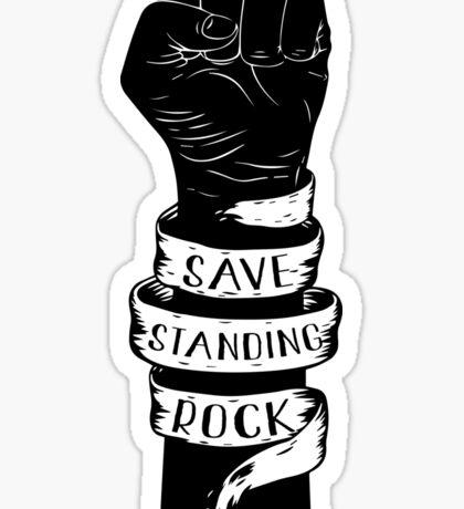 Save Standing Rock, NoDAPL Sticker