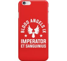 Blood Angels IX - Warhammer iPhone Case/Skin