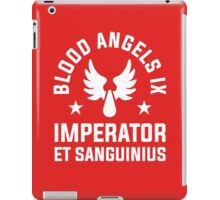 Blood Angels IX - Warhammer iPad Case/Skin