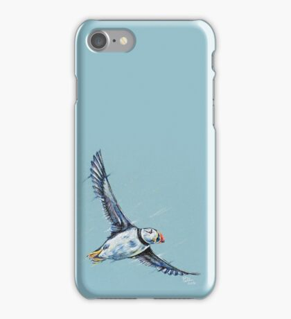 Huffin' and Puffin iPhone Case/Skin