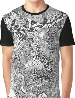 Alice in Trance! Graphic T-Shirt