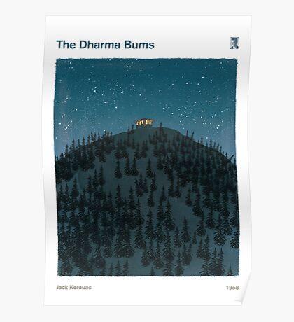 The Dharma Bums - Jack Kerouac Poster