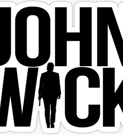 John Wick Sticker