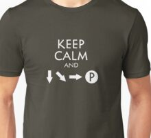 Keep Calm and Fireball Unisex T-Shirt