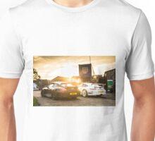 Black & White GT3RS 4.0 Unisex T-Shirt