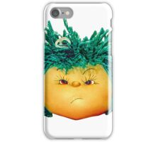 Angry Doll iPhone Case/Skin