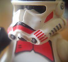Shock trooper by Daniel Almeida