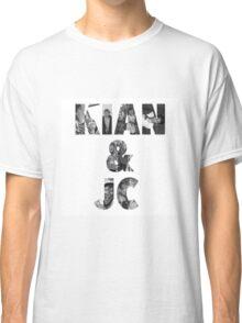 Kian & Jc-letters filled  Classic T-Shirt