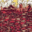 The Book Lover by Nicolae Negura