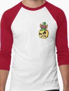 Pocket Prankster Men's Baseball ¾ T-Shirt