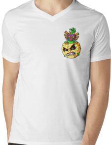 Pocket Prankster Mens V-Neck T-Shirt